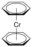 Bis(benzene)chromium(0) Chemical Structure